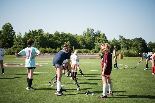 Field Hockey Camp