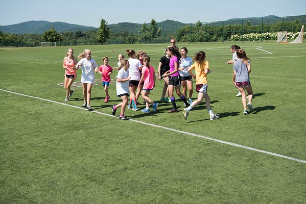 Girls' Lacrosse Camp