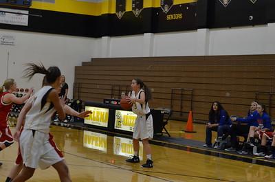 2015.12.18 Reno At Galena Girls Freshmen Basketball