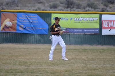 2016.03.11 Carson at Galena JV Baseball