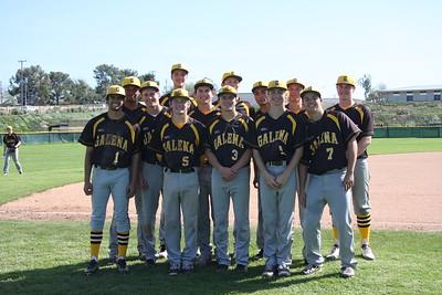 2016 Galena Varsity Baseball Pictures
