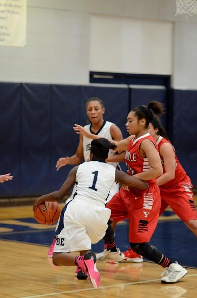 2015-2016 Girls Basketball Season