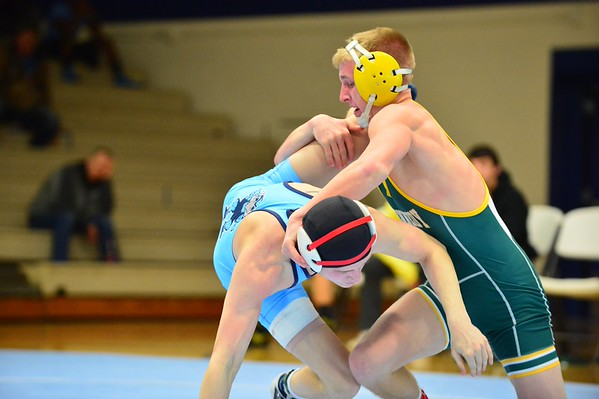 Kennedy vs. Jefferson Wrestling  2/4/16