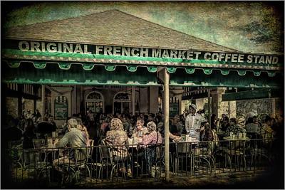 Cafe DuMonde New Orleans