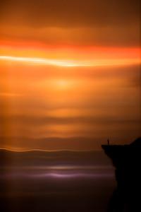 Overlooking the Sunrise