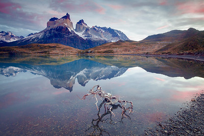 Towers of the Andes - Honorable Mention