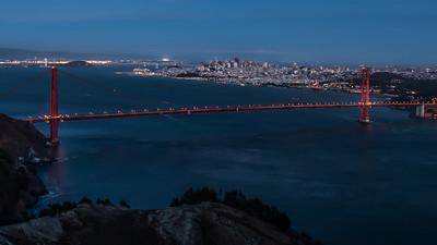 Gate to San Francisco