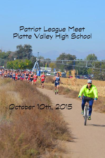 Patriot League Meet, No Colorado