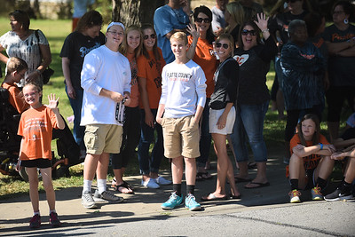 2015 PC Homecoming Parade