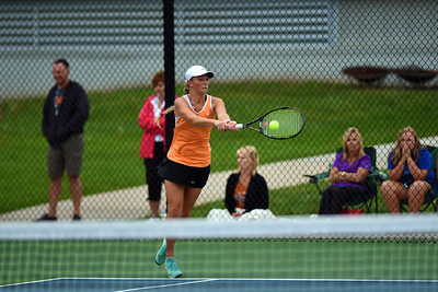 2015 Platte County District Tennis