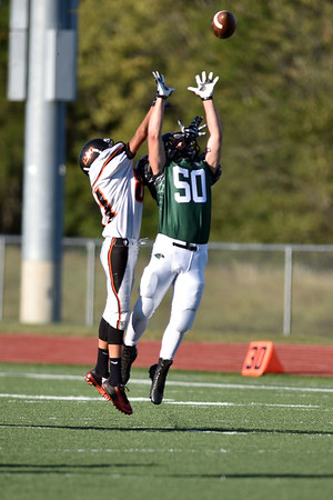 2015 Platte County Freshman Football vs Staley