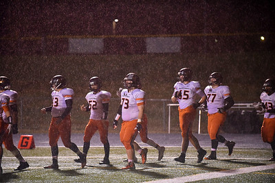 2015 Varsity Football Platte County vs Smithville