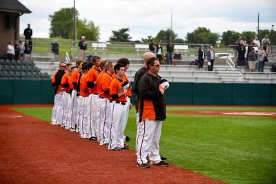 Platte County Baseball District Game vs Park Hill South