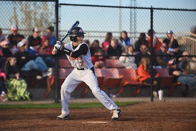 Platte County JV Baseball vs Oak Grove
