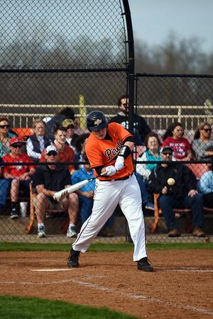Platte County Varsity Baseball vs St Pius