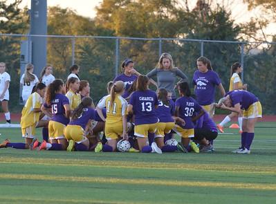 2015 Varsity Girls Soccer vs Gateway