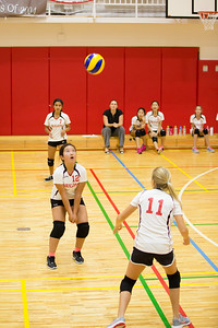 MS Girls VBall St  Maur 10 Sept-15