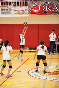 MS Girls VBall St  Maur 10 Sept-21