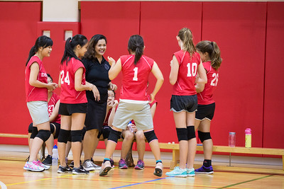 MS Girls VBall St  Maur 10 Sept-11