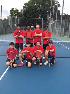 YIS Varsity Tennis
