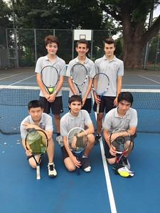 Tennis 2015-16