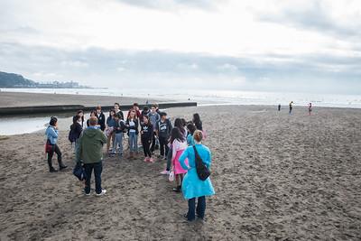 Kamakura Beach Cleanup