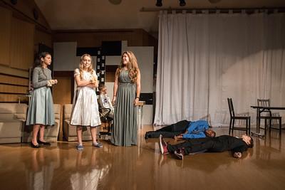 Middle School Play - Spy School (Rehearsal)