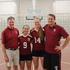 Girls Varsity Volleyball 2015
