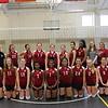 Girls JV Volleyball 2015