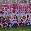 Girls JV Lacrosse 2016