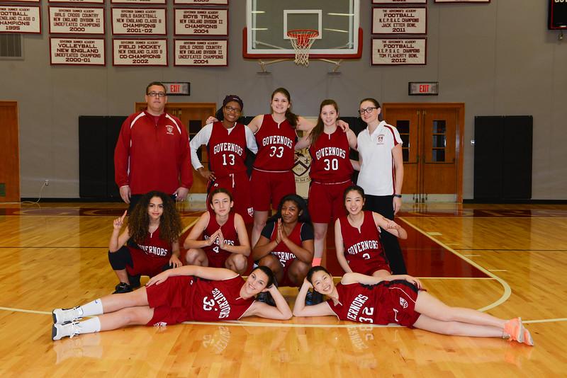 Basketball- Girls JV