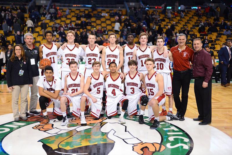 Basketball- Boys Varsity