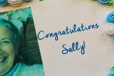 Celebration of Sally
