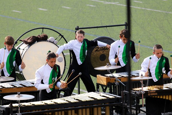 Drumline Competition 9/19