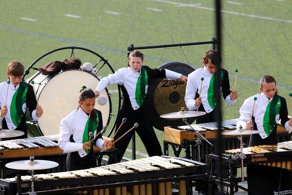 Drumline Competition 9/19