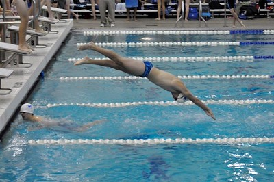 Swim Dive Meet with Clear Springs