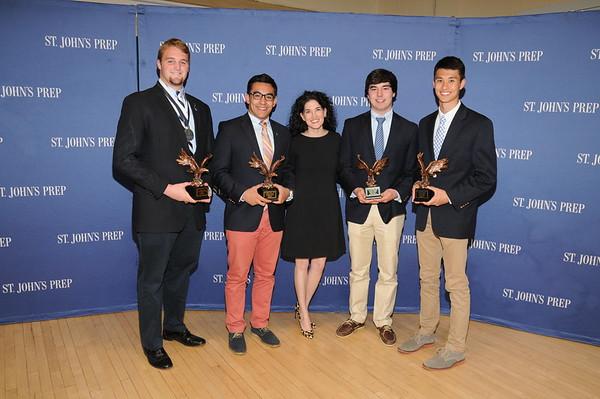Senior Awards Convocation