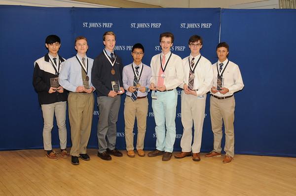 Sophomore Awards Convocation