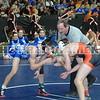 2016 Iowa High School State Tournament<br /> Class 2A <br /> 132 <br /> Quarterfinal - Brice Everson (Camanche) won in tie breaker - 2 over Shea Swafford (Mediapolis) (TB-2 5-3)