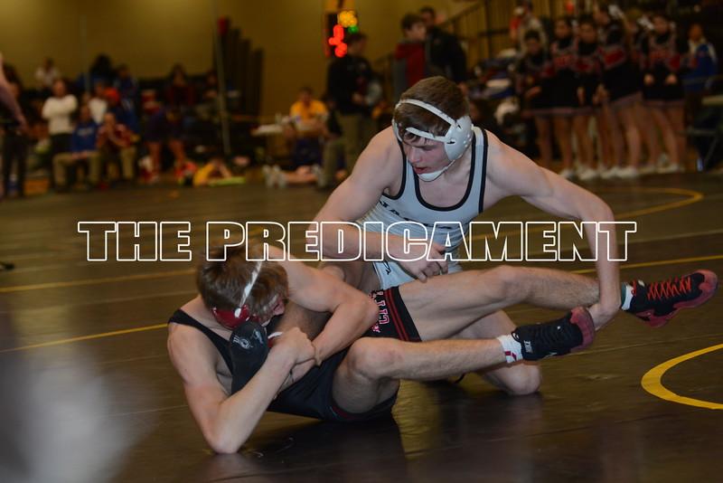 2016 CIML Tournament<br /> 152<br /> 1st Place Match - Mac Spotts (Mason City) 27-4 won by decision over Alec Helmkamp (Ankeny Centennial) 33-8 (Dec 7-6)