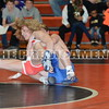 38th Annual North/South All Star Dual - Charles City, IA<br /> 120 – Brenden Baker (Cedar Rapids Jefferson, South) dec. Connor Cleveland (New Hampton, North), 7-5.