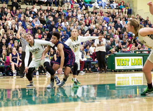 West Linn vs. Lake Oswego December 11, 2015