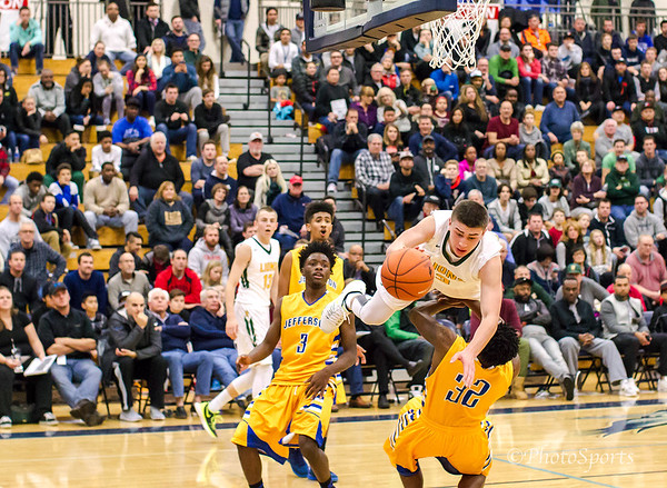 West Linn vs. Jefferson @LSI December 27, 2015