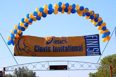 Clovis XC Invite - Oct 10