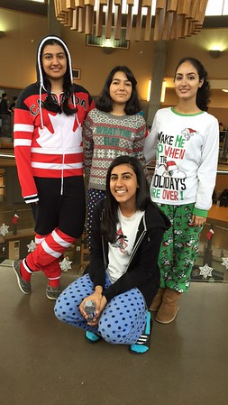 2015 Christmas Spirit Week