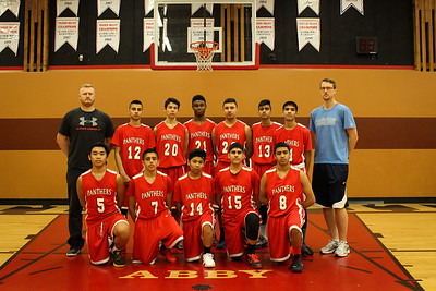 2016 Jr Boys Basketball