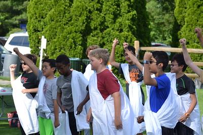 6.8.16 Grade 6 Greek Day