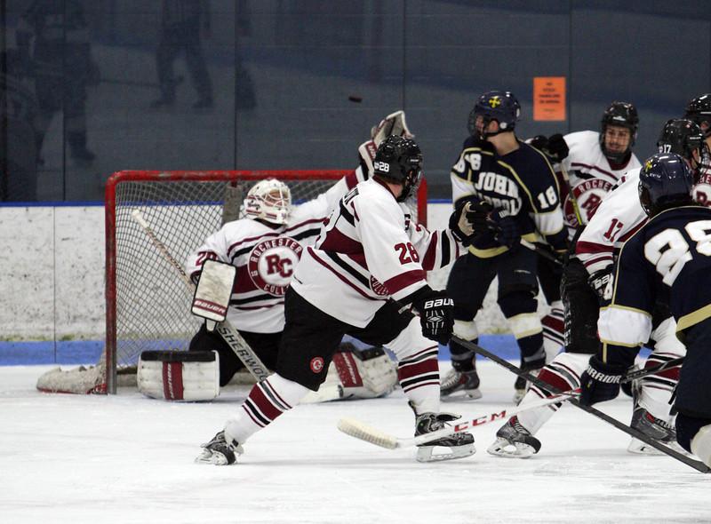 Rochester College Hockey
