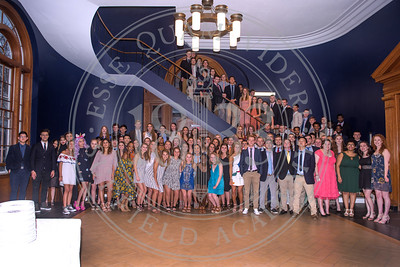 50th Night class photo