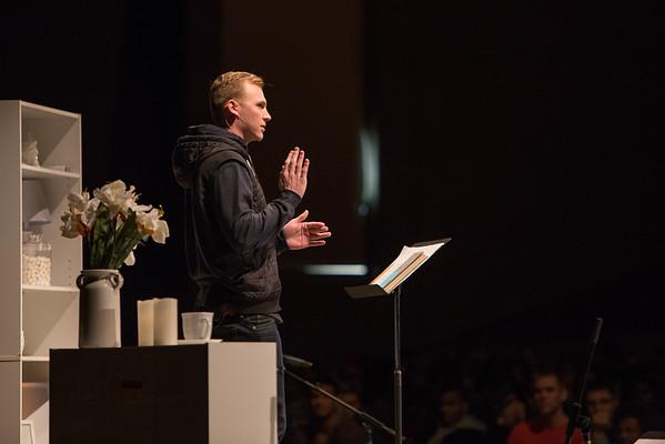 Week of Worship - Monday (1-11-16)